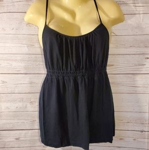 GAP Black Tank Top